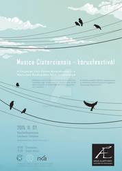 Choir fest at Szekesfehervar