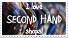 + Second Hand STAMP + by Kamisia