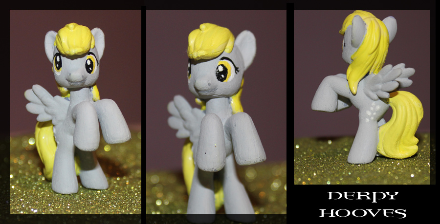 + Derpy Repaint + by Kamisia