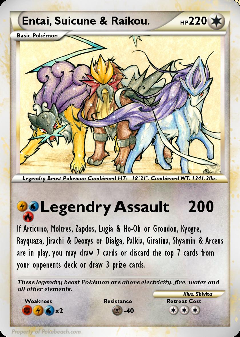 My 1st Jumbo Pokemon Card by LV9