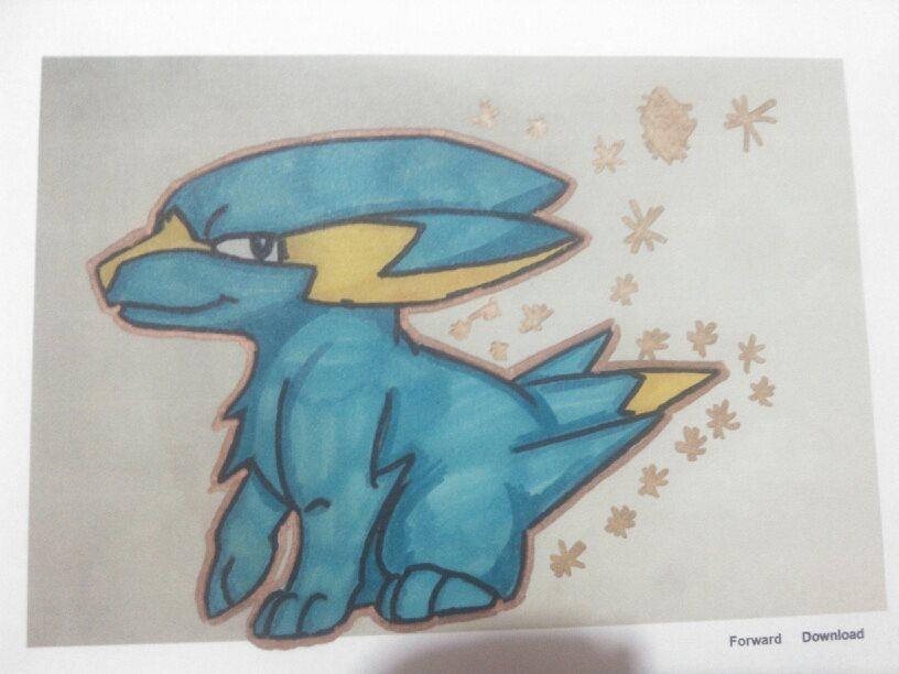 Shiny Electrike by LV9