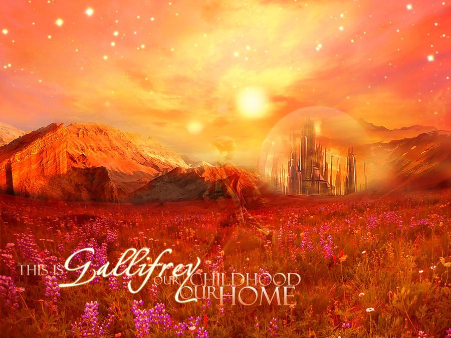Gallifrey by Braenn-R