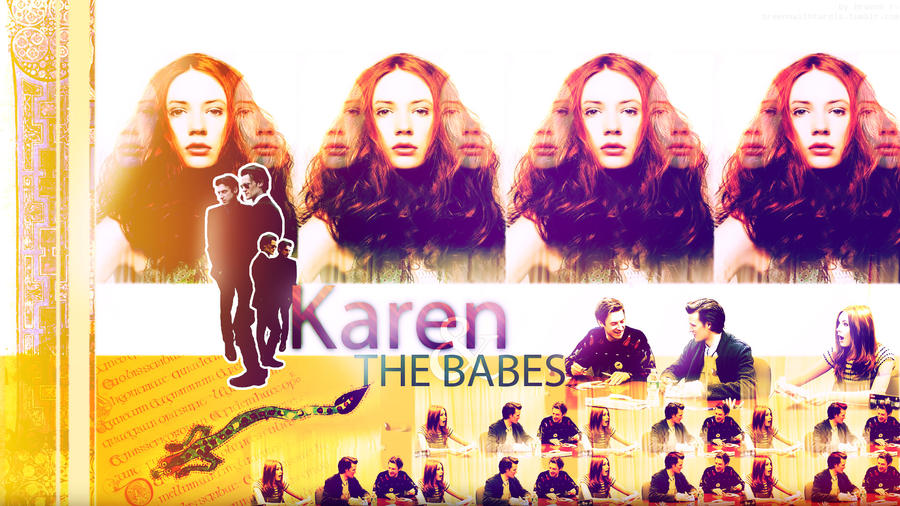 Karen And The Babes :D by Braenn-R