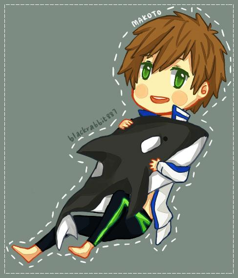 Free!: Makoto by baenana