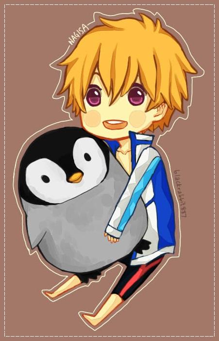 Free!: Nagisa by baenana