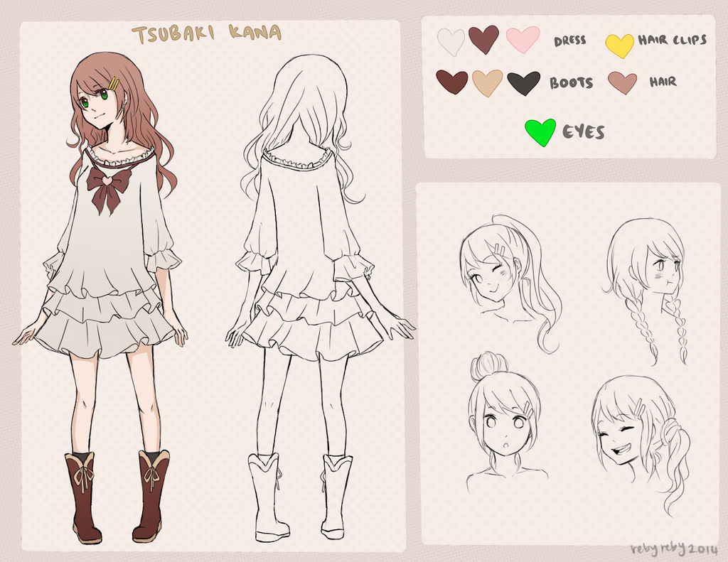 Anime Character Design Base : The gallery for gt anime character design base