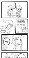 DN: A Hassle by baenana