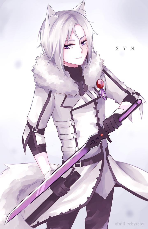 AT: Syn by baenana