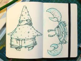 Pencils by spundman