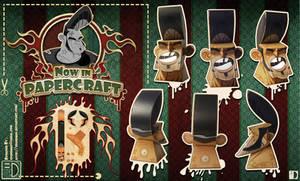 Preview PaperCraft by spundman