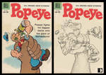 Popeye version Classic cover