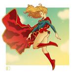 Supergirl fan art