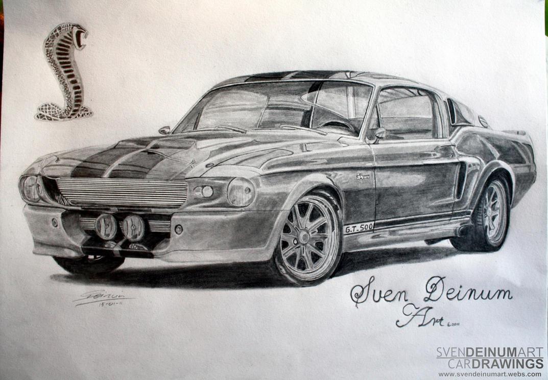 Shelby GT-500 Eleanor