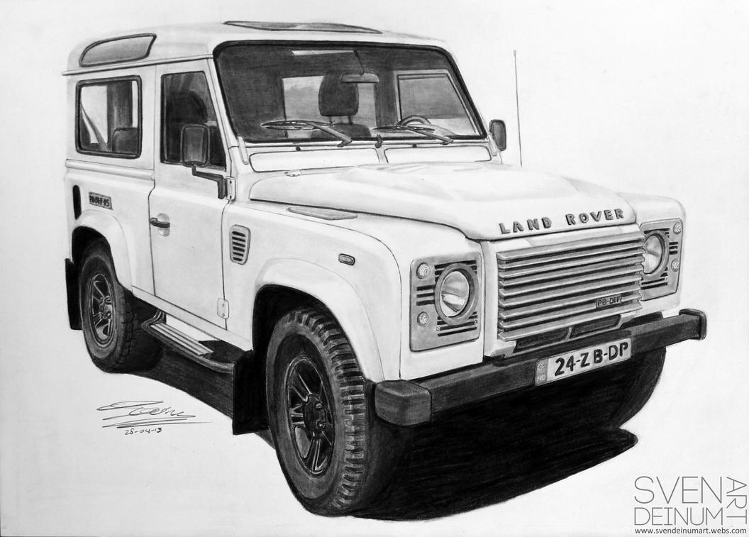 Land Rover Defender Piet Boon Edition 15 by SD1-art on ...