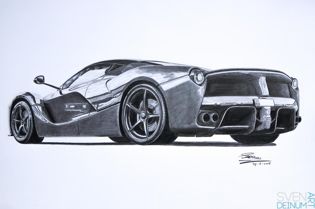 Ferrari Laferrari Finished by SD1-art on DeviantArt
