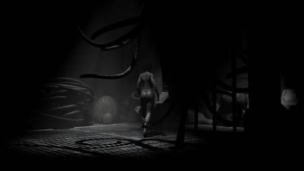 Chzor Horror by sohighlydubious