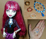 Monster High Doll Jewelry
