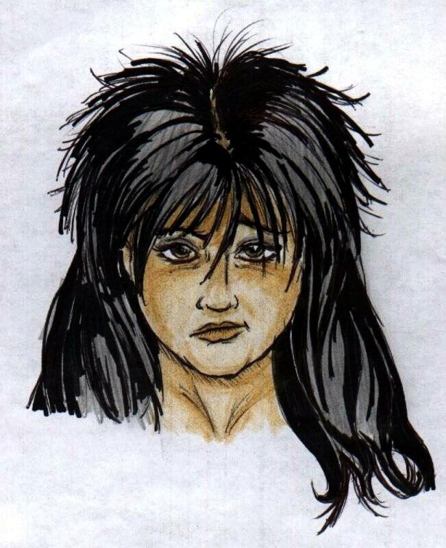 Jeannette Manga by kramwartap