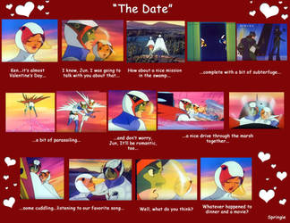 The Date by springie