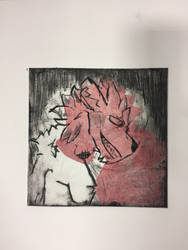 Printmaking class by tekk-the-killer