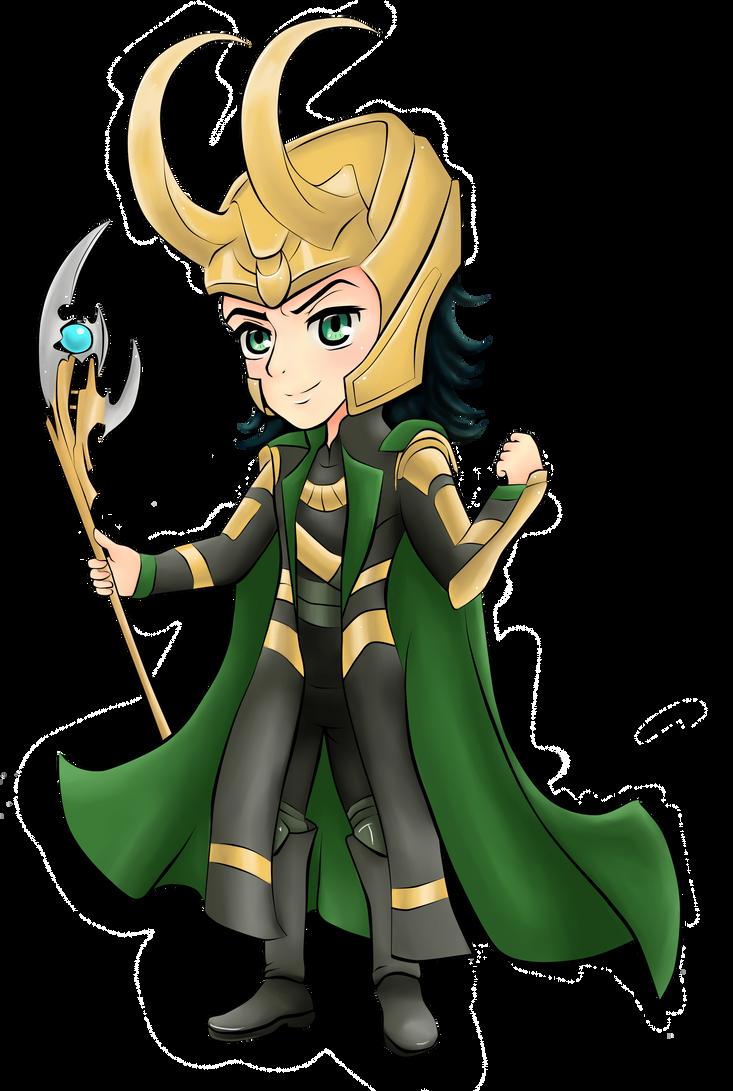 Loki - Avengers by twillis