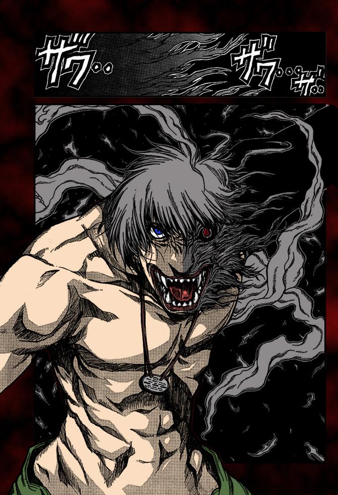 Weapon; DarkSoul; The Dark Scythe Werewolf_by_Zero_Jager