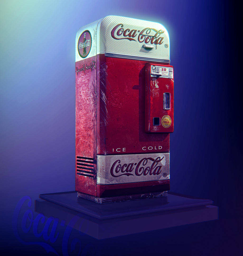 retro cocacola from sushi by RemiisMeltingDots on DeviantArt