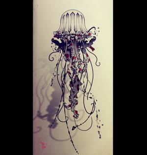 Jellyfish_tattoo