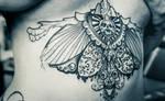 skull tattoo wings 4