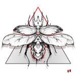 scarab print
