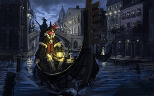 Venice by DrawingNightmare