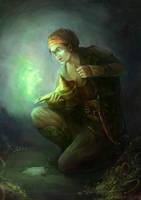 Aladdin by DrawingNightmare