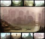 The city of Uruk