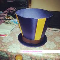 caitlyn's hat cosplay!