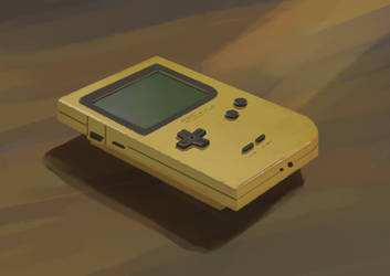 Gameboy by moooncube