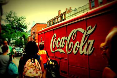 Coke.