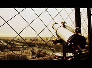 Longue-Vue sur la T. Eiffel.