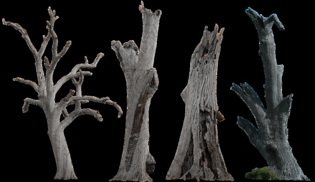 Dead Tree Pack 002 - HB593200