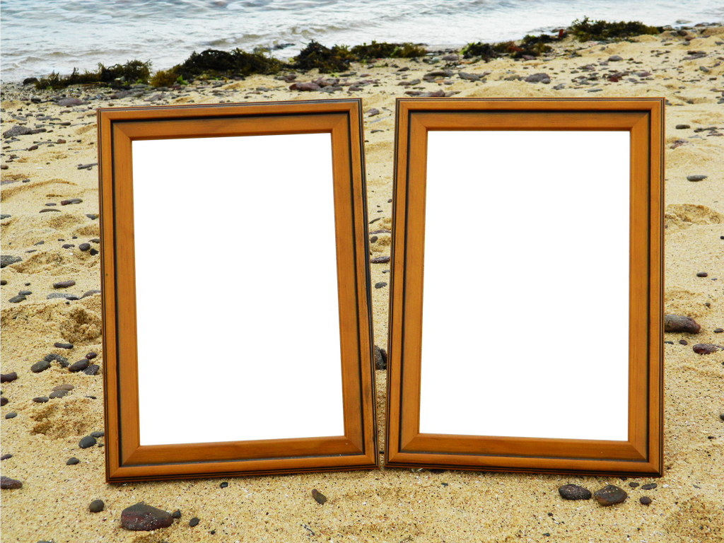 Outstanding Beach Frames Ideas - Picture Frame Ideas ...