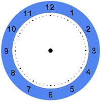 Clock Face 002 - HB593200 by hb593200