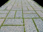 Mossy Bricks 003 - HB593200
