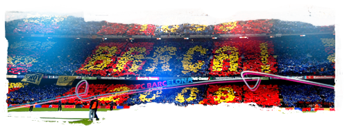 BARCA by Mour1nho