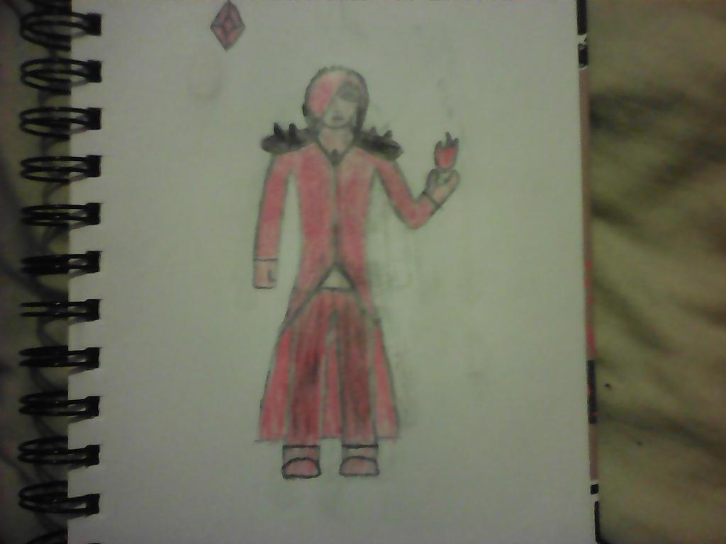Gem: Red Diamond