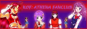KOF: Athena Fanclub by KuraiTenshi89