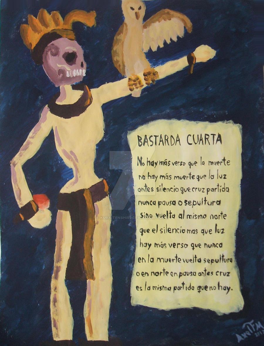 Bastarda Cuarta by KuraiTenshi89