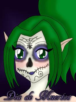 Dia de Muertos - La Hikari Catrina