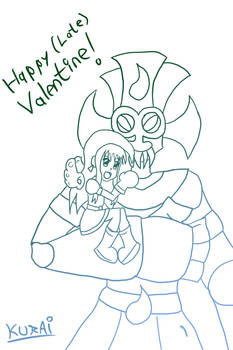 Late Valentine from Sealiah and Tlaloc