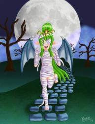 Halloween Tiki