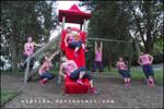 viktike in the park by viktike