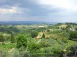 San Gimignano by viktike